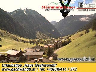 Webcam Hüttschlag Talschluss