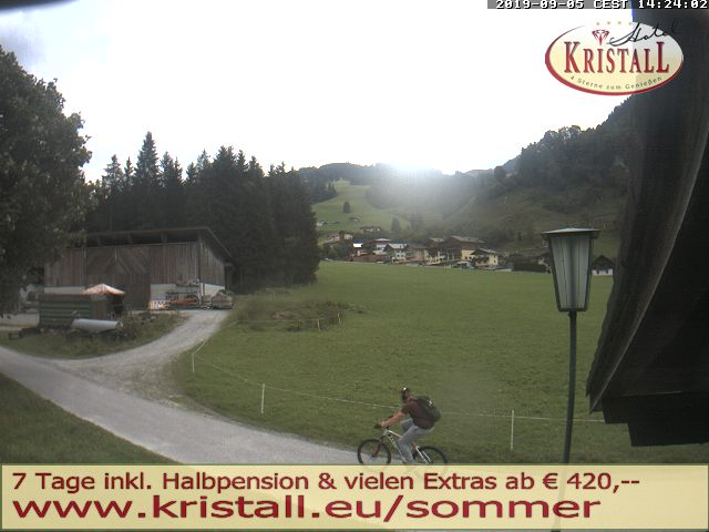 Webcam Fischbacher Übungsliftpiste