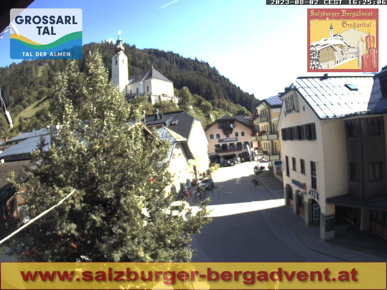 Webcam Grossarler Marktplatz